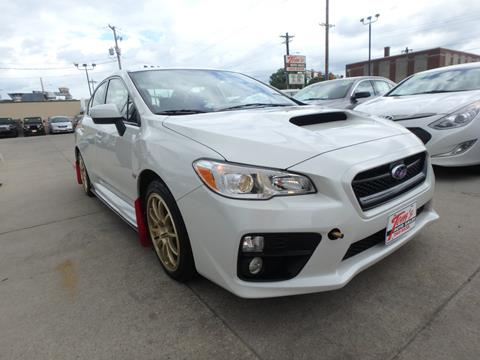 Used Subaru Wrx For Sale >> 2015 Subaru Wrx For Sale In Des Moines Ia