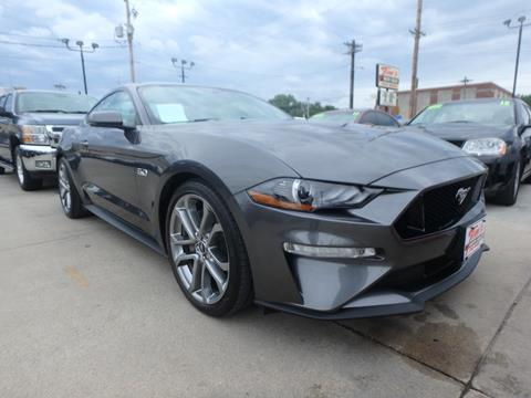 2018 Ford Mustang for sale in Des Moines, IA