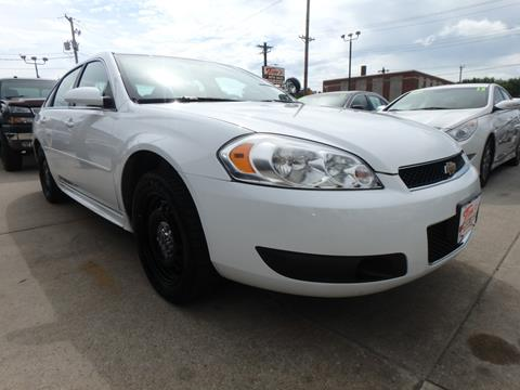 2014 Chevrolet Impala Limited Police for sale in Des Moines, IA
