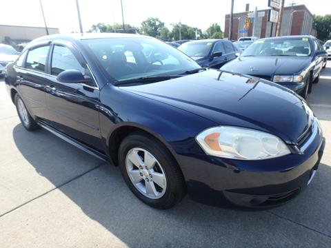 2010 Chevrolet Impala for sale in Des Moines, IA