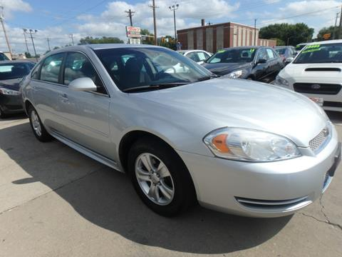 2012 Chevrolet Impala for sale in Des Moines, IA