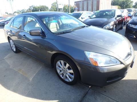 2007 Honda Accord for sale in Des Moines, IA