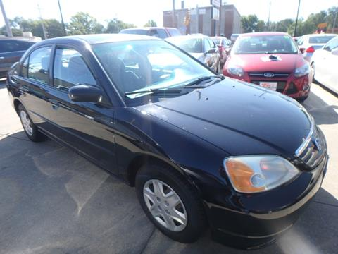 2003 Honda Civic for sale in Des Moines, IA