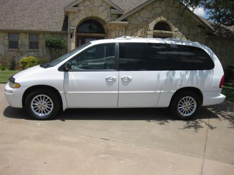 1999 Chrysler Town and Country for sale in Olney, TX