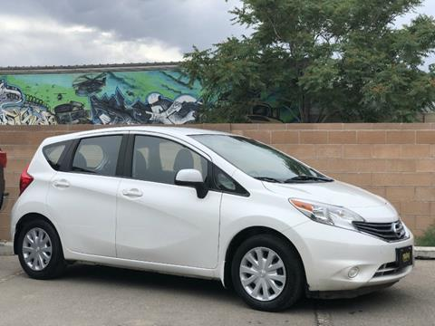 2014 Nissan Versa Note for sale in Albuquerque, NM