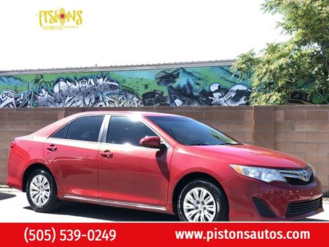 2014 Toyota Camry for sale in Albuquerque, NM