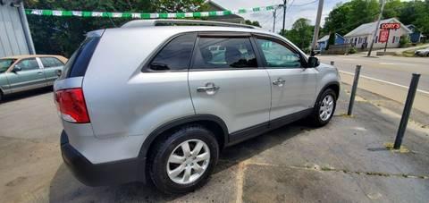 2012 Kia Sorento for sale in Greenville, RI