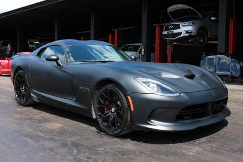 2017 Dodge Viper for sale in Miami, FL