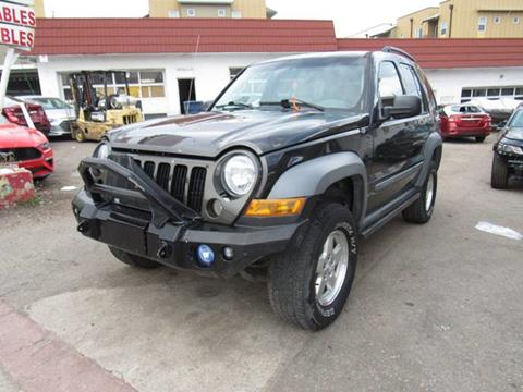 2005 Jeep Liberty for sale in Miami, FL