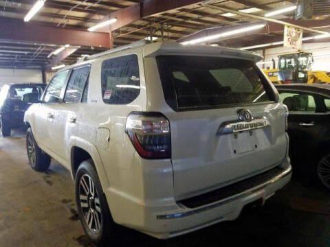 2017 Toyota 4Runner SR5 for sale at ELITE MOTOR CARS OF MIAMI in Miami FL