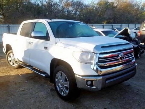 2016 Toyota Tundra Platinum for sale at ELITE MOTOR CARS OF MIAMI in Miami FL