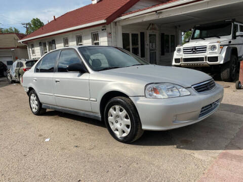 2000 Honda Civic for sale at ELITE MOTOR CARS OF MIAMI in Miami FL