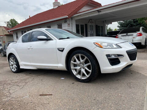 2009 Mazda RX-8 for sale at ELITE MOTOR CARS OF MIAMI in Miami FL