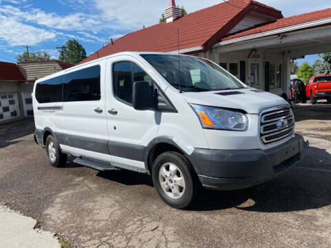 2018 Ford Transit Passenger for sale at ELITE MOTOR CARS OF MIAMI in Miami FL