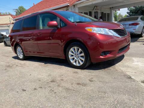 2012 Toyota Sienna for sale at ELITE MOTOR CARS OF MIAMI in Miami FL