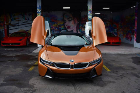2019 BMW i8 for sale at ELITE MOTOR CARS OF MIAMI in Miami FL