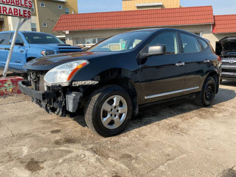 2011 Nissan Rogue for sale at ELITE MOTOR CARS OF MIAMI in Miami FL
