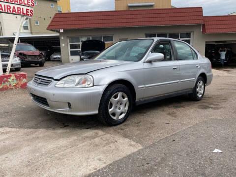 1999 Honda Civic for sale at ELITE MOTOR CARS OF MIAMI in Miami FL