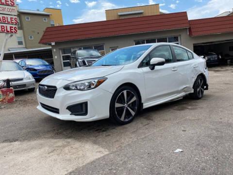 2018 Subaru Impreza for sale at ELITE MOTOR CARS OF MIAMI in Miami FL
