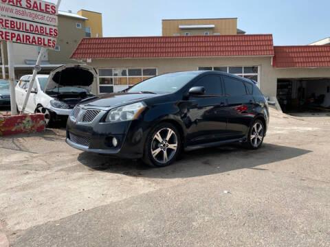 2009 Pontiac Vibe for sale at ELITE MOTOR CARS OF MIAMI in Miami FL