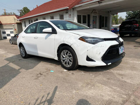 2019 Toyota Corolla for sale at ELITE MOTOR CARS OF MIAMI in Miami FL