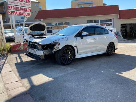 2018 Subaru WRX for sale at ELITE MOTOR CARS OF MIAMI in Miami FL