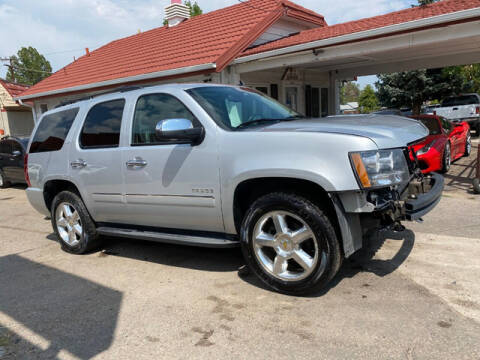 2013 Chevrolet Tahoe for sale at ELITE MOTOR CARS OF MIAMI in Miami FL