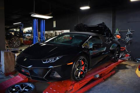 2020 Lamborghini Huracan for sale at ELITE MOTOR CARS OF MIAMI in Miami FL
