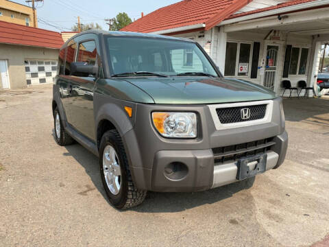 2005 Honda Element for sale at ELITE MOTOR CARS OF MIAMI in Miami FL