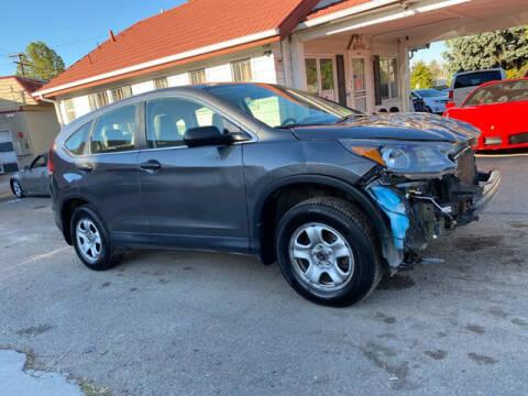 2014 Honda CR-V for sale at ELITE MOTOR CARS OF MIAMI in Miami FL