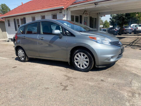 2014 Nissan Versa Note for sale at ELITE MOTOR CARS OF MIAMI in Miami FL