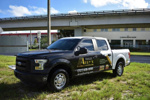 2015 Ford F-150 for sale at ELITE MOTOR CARS OF MIAMI in Miami FL