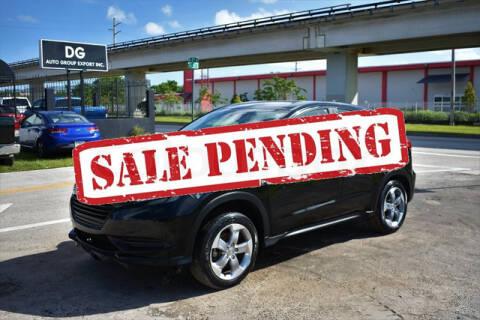 2016 Honda HR-V for sale at ELITE MOTOR CARS OF MIAMI in Miami FL