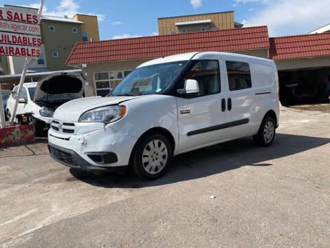 2016 RAM ProMaster City Cargo for sale at ELITE MOTOR CARS OF MIAMI in Miami FL