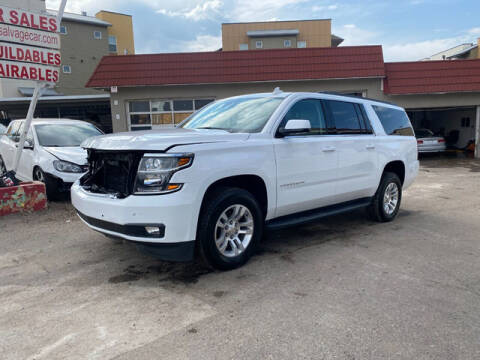 2020 Chevrolet Suburban for sale at ELITE MOTOR CARS OF MIAMI in Miami FL