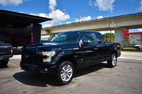 2017 Ford F-150 for sale at ELITE MOTOR CARS OF MIAMI in Miami FL