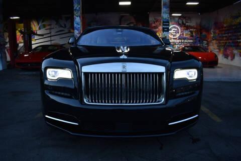 2016 Rolls-Royce Dawn for sale at ELITE MOTOR CARS OF MIAMI in Miami FL