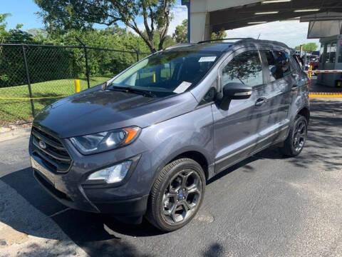 2018 Ford EcoSport for sale at ELITE MOTOR CARS OF MIAMI in Miami FL