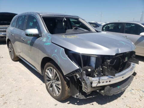 2020 Acura MDX for sale at ELITE MOTOR CARS OF MIAMI in Miami FL