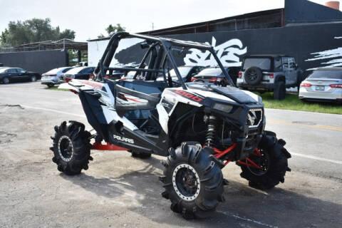 2014 Polaris RZR1000 for sale at ELITE MOTOR CARS OF MIAMI in Miami FL