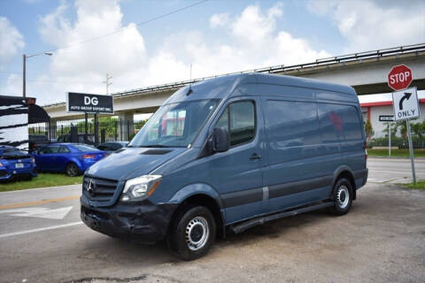2018 Mercedes-Benz Sprinter Cargo for sale at ELITE MOTOR CARS OF MIAMI in Miami FL
