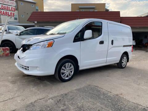2019 Nissan NV200 for sale at ELITE MOTOR CARS OF MIAMI in Miami FL