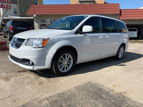 2019 Dodge Grand Caravan for sale at ELITE MOTOR CARS OF MIAMI in Miami FL