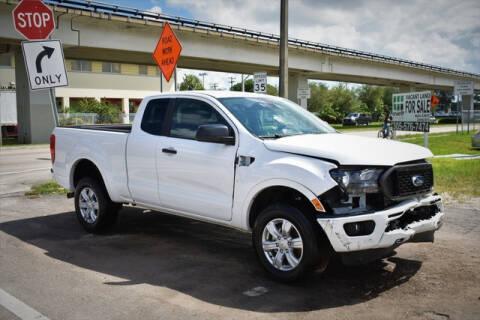 2019 Ford Ranger for sale at ELITE MOTOR CARS OF MIAMI in Miami FL
