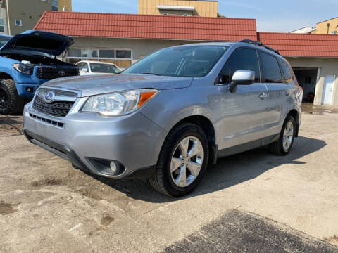 2014 Subaru Forester for sale at ELITE MOTOR CARS OF MIAMI in Miami FL