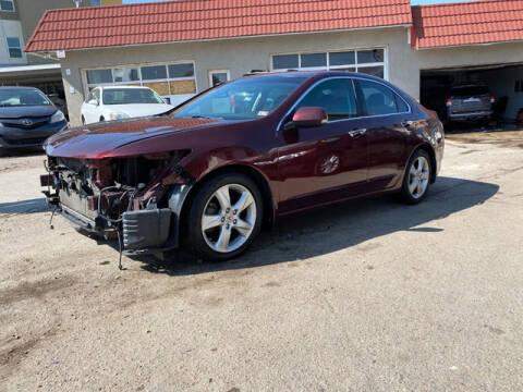2009 Acura TSX for sale at ELITE MOTOR CARS OF MIAMI in Miami FL