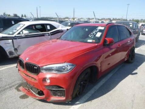 2017 BMW X5 M for sale at ELITE MOTOR CARS OF MIAMI in Miami FL