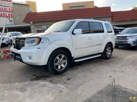 2011 Honda Pilot for sale at ELITE MOTOR CARS OF MIAMI in Miami FL