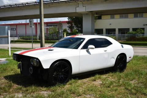2014 Dodge Challenger for sale at ELITE MOTOR CARS OF MIAMI in Miami FL