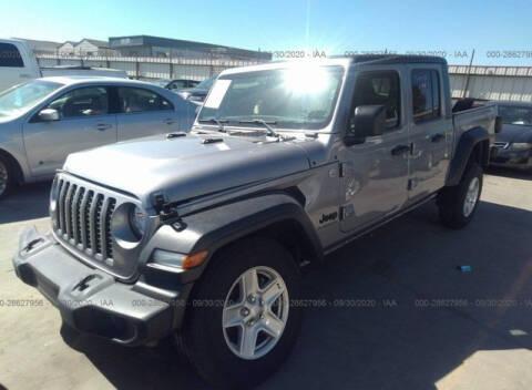 2020 Jeep Gladiator for sale at ELITE MOTOR CARS OF MIAMI in Miami FL